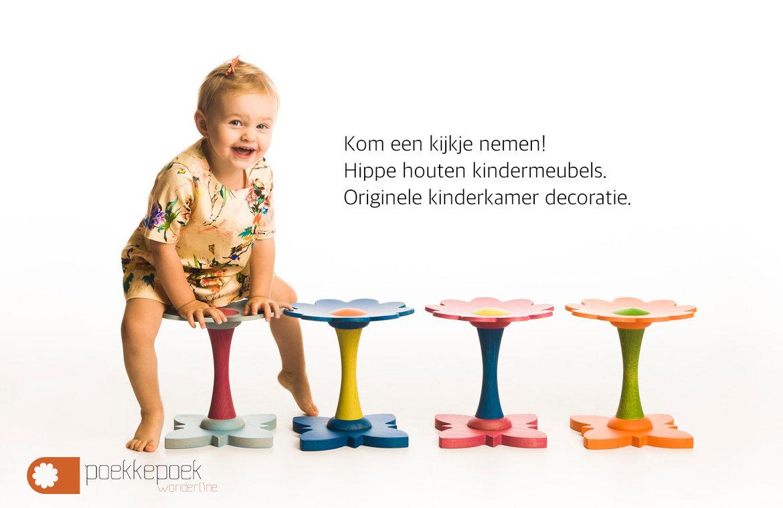 POEKKEPOEK KIDS website interieur deco & accessoires, online shop voor kinderen. Unieke meubels en trendy kinderkamer inricht
