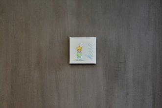 Rube & Rutje canvas - Rube :