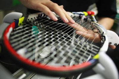 Tennisracket bespannen, kies een tennissnaar die bij je past.